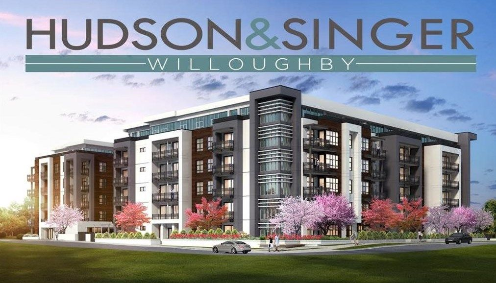 "Main Photo: 316 20838 78B Avenue in Langley: Willoughby Heights Condo for sale in ""HUDSON & SINGER"" : MLS®# R2558982"