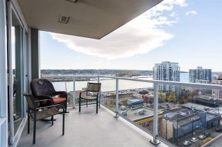"""Photo 12: 1107 39 SIXTH Street in New Westminster: Downtown NW Condo for sale in """"QUANTUM"""" : MLS®# R2371765"""