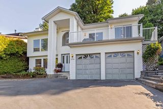 """Photo 1: 2798 ST MORITZ Way in Abbotsford: Abbotsford East House for sale in """"GLENN MOUNTAIN"""" : MLS®# R2601539"""