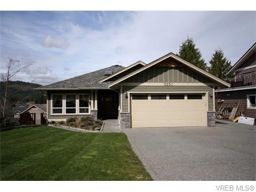 Main Photo: 3250 Normark Pl in VICTORIA: La Walfred House for sale (Langford)  : MLS®# 744654