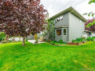 Photo 14: 599 Ridgegrove Ave in VICTORIA: SW Northridge House for sale (Saanich West)  : MLS®# 700992