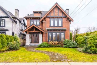 Photo 1: 4398 W 8TH Avenue in Vancouver: Point Grey House for sale (Vancouver West)  : MLS®# R2541035