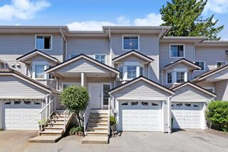 """Photo 1: 3 12188 HARRIS Road in Pitt Meadows: Central Meadows Townhouse for sale in """"Waterford Place"""" : MLS®# R2593269"""