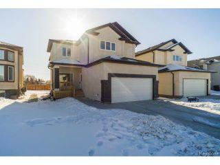 Photo 1: 117 Drew Street in WINNIPEG: Fort Garry / Whyte Ridge / St Norbert Residential for sale (South Winnipeg)  : MLS®# 1504606