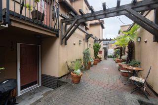 """Photo 8: 15 3036 W 4TH Avenue in Vancouver: Kitsilano Condo for sale in """"Santa Barbara"""" (Vancouver West)  : MLS®# R2483963"""