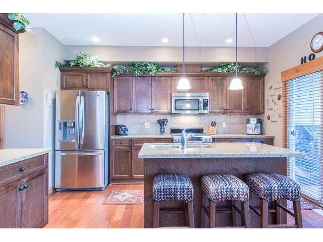 """Photo 6: Photos: 75 24185 106B Avenue in Maple Ridge: Albion Townhouse for sale in """"TRAILS EDGE"""" : MLS®# V1121758"""