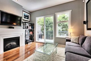 "Photo 3: 750 ORWELL Street in North Vancouver: Lynnmour Townhouse for sale in ""WEDGEWOOD BY POLYGON"" : MLS®# R2273651"