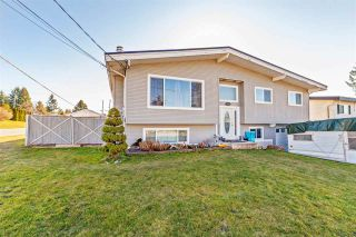 """Photo 1: 7466 LARK Street in Mission: Mission BC House for sale in """"Superstore/ Easy Lougheed Hwy Access"""" : MLS®# R2351956"""
