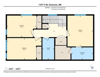 Photo 36: 1 817 4 Street: Canmore Row/Townhouse for sale : MLS®# A1130385