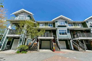 "Photo 1: 150 15236 36 Avenue in Surrey: Morgan Creek Townhouse for sale in ""Sundance"" (South Surrey White Rock)  : MLS®# R2269557"