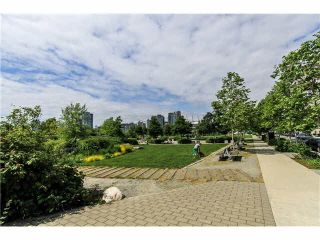 """Photo 14: 512 181 W 1ST Avenue in Vancouver: False Creek Condo for sale in """"BROOK-THE VILLAGE ON FALSE CREEK"""" (Vancouver West)  : MLS®# V1134606"""