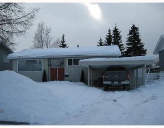 """Photo 1: 1323 BABINE in Prince_George: Spruceland House for sale in """"SPRUCELAND"""" (PG City West (Zone 71))  : MLS®# N179362"""