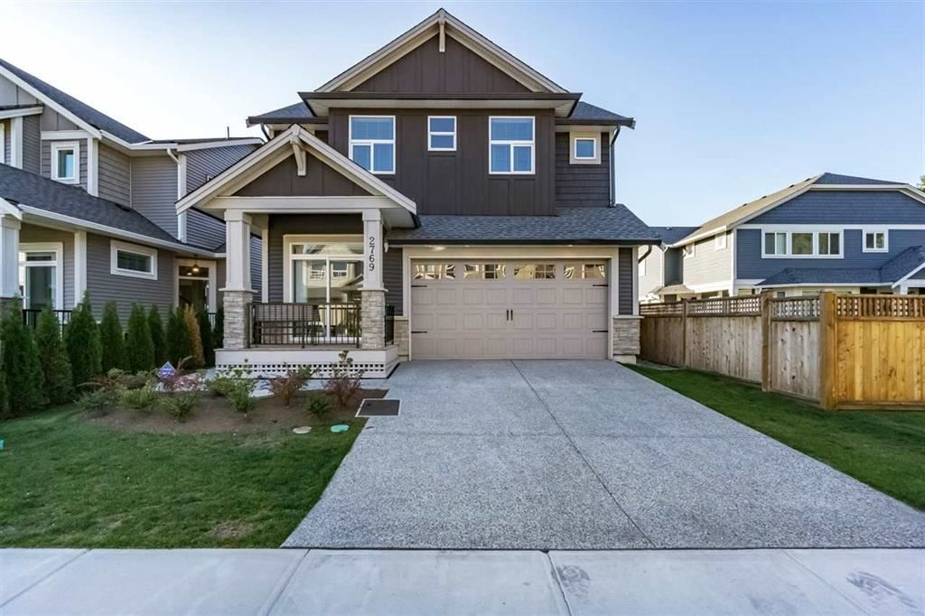 """Main Photo: 2769 275A Street in Langley: Aldergrove Langley House for sale in """"Bertrand Creek"""" : MLS®# R2243125"""