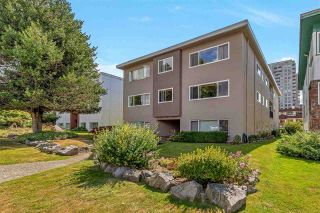 """Photo 1: 8 121 E 18TH Street in North Vancouver: Central Lonsdale Condo for sale in """"THE ROSELLA"""" : MLS®# R2486996"""
