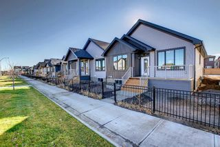 Main Photo: 43 Walgrove Park SE in Calgary: Walden Semi Detached for sale : MLS®# A1156471