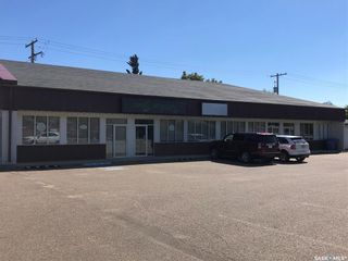 Photo 1: 2 & 3 1462 100th Street in North Battleford: Commercial for lease : MLS®# SK824396