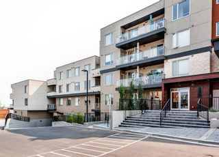 Main Photo: 210 30 Shawnee Common SW in Calgary: Shawnee Slopes Apartment for sale : MLS®# A1133704