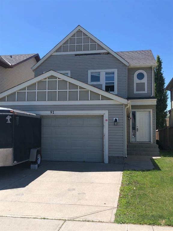 Main Photo: 91 Copperstone Gate SE in Calgary: Copperfield Detached for sale : MLS®# A1123011