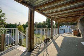 """Photo 28: 31328 MCCONACHIE Place in Abbotsford: Abbotsford West House for sale in """"RES S OF SFW & W OF GLADW"""" : MLS®# R2504772"""