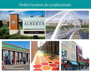 Photo 44: 403 7907 109 Street in Edmonton: Zone 15 Condo for sale : MLS®# E4220177