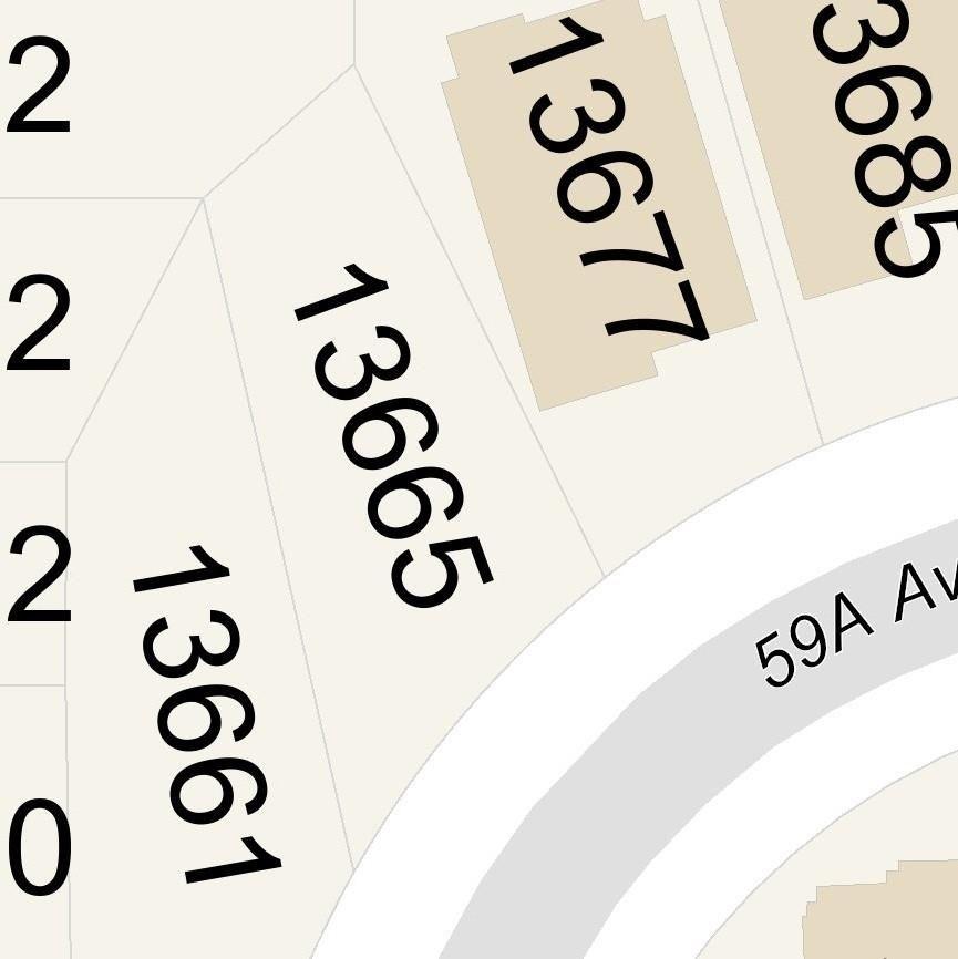 Main Photo: 13665 59A Avenue in Surrey: Panorama Ridge Land for sale : MLS®# R2607732