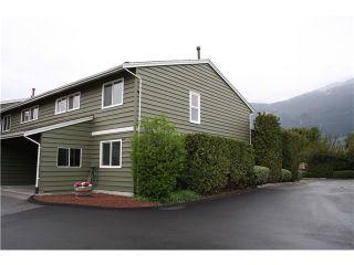 Photo 1: # 8 38397 BUCKLEY AV in Squamish: Dentville Townhouse for sale : MLS®# V1118936