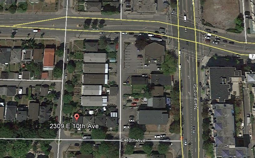 Main Photo: 2309 E 10TH Avenue in Vancouver: Grandview VE House for sale (Vancouver East)  : MLS®# R2139111