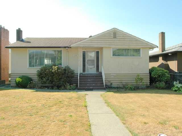 FEATURED LISTING: 4520 PARKER Street Burnaby