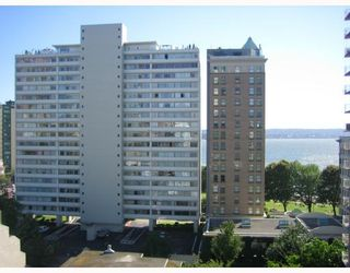 "Photo 1: 1002 1850 COMOX Street in Vancouver: West End VW Condo for sale in ""EL CID"" (Vancouver West)  : MLS®# V659012"