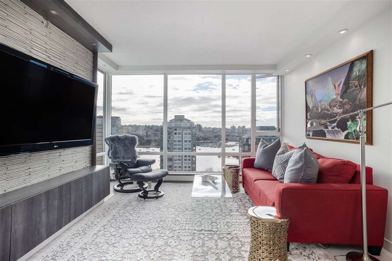 FEATURED LISTING: 2301 - 1201 MARINASIDE Crescent Vancouver