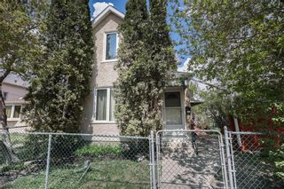 Photo 1: 381 Mountain Avenue in Winnipeg: North End Residential for sale (4C)  : MLS®# 202110393
