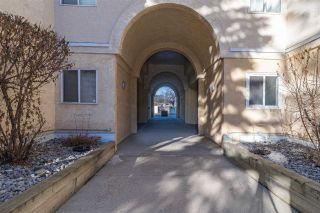 Photo 2: 107 10636 120 Street in Edmonton: Zone 08 Condo for sale : MLS®# E4239440