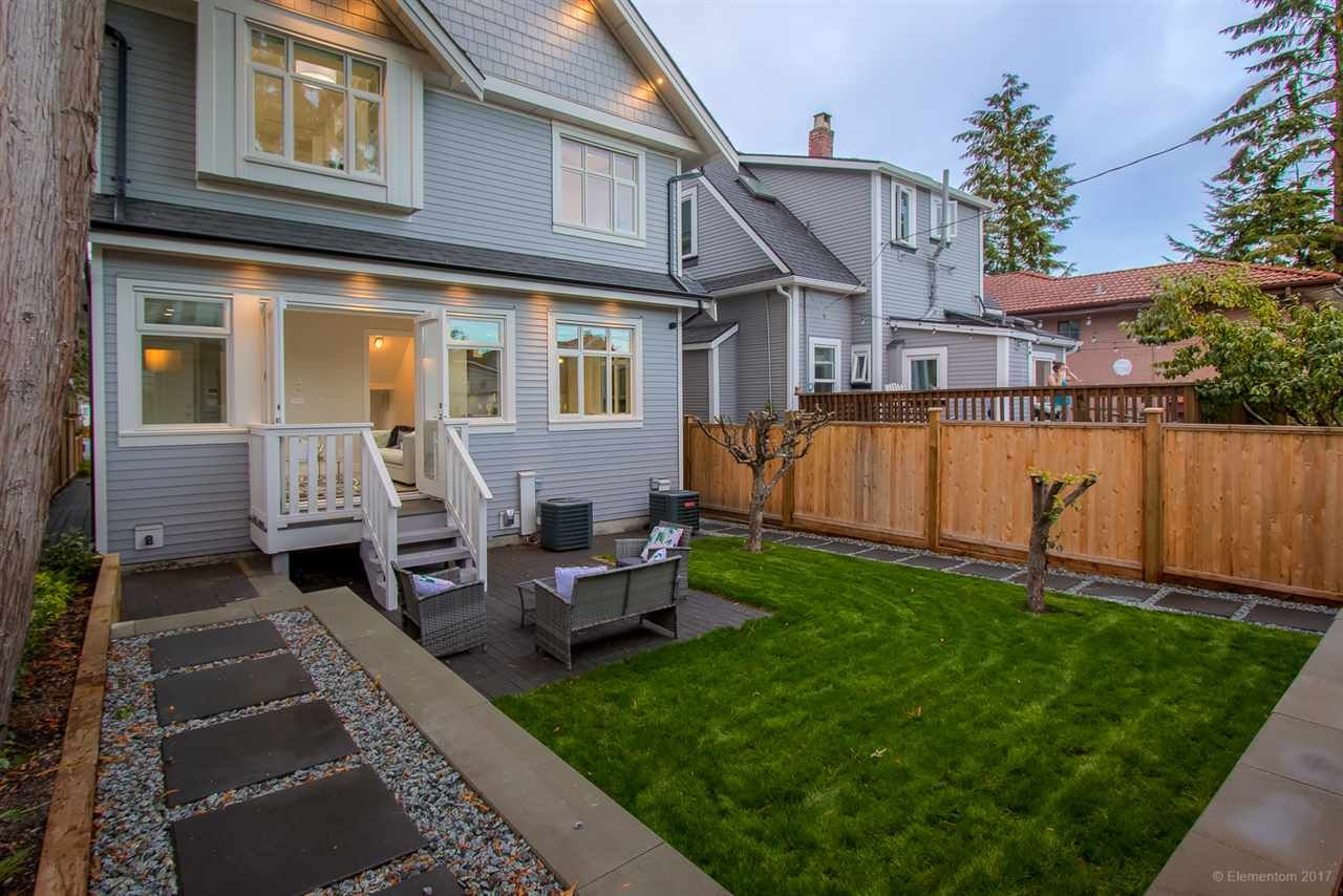 Main Photo: 1346 E 18TH Avenue in Vancouver: Knight 1/2 Duplex for sale (Vancouver East)  : MLS®# R2214844