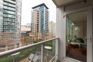 "Photo 20: 603 821 CAMBIE Street in Vancouver: Downtown VW Condo for sale in ""Raffles on Robson"" (Vancouver West)  : MLS®# R2527535"