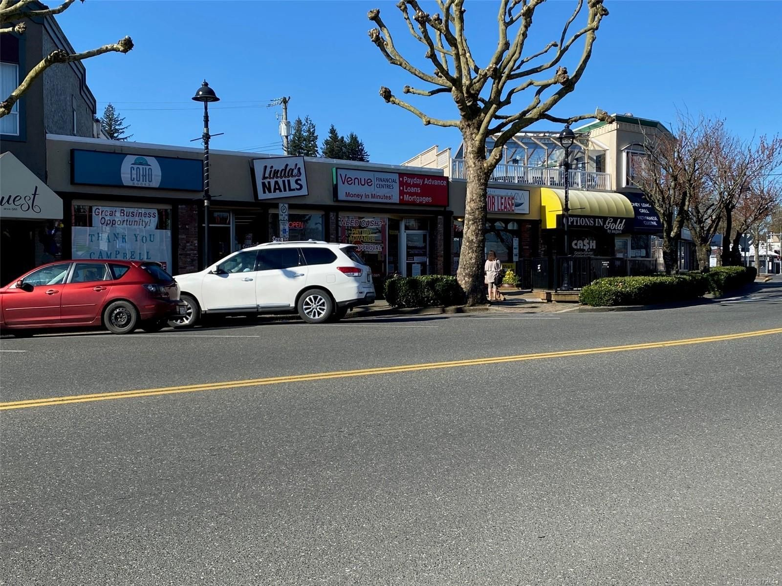 Main Photo: 1066 1074 Shoppers Row in : CR Campbell River Central Retail for sale (Campbell River)  : MLS®# 872843