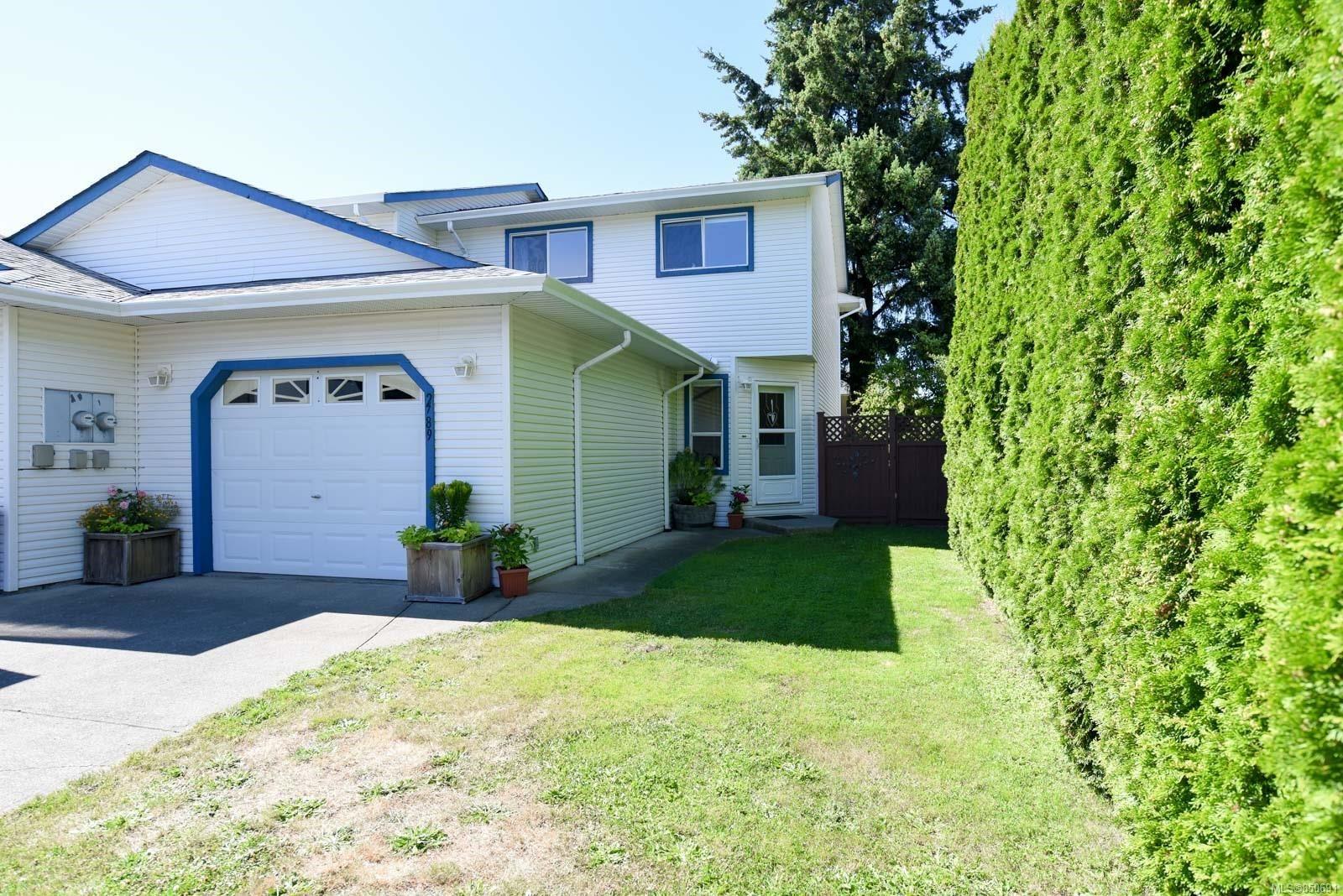 Main Photo: B 2789 Myra Pl in : CV Courtenay East Half Duplex for sale (Comox Valley)  : MLS®# 850691