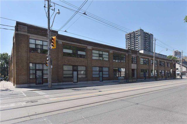 Main Photo: 365 Dundas St E Unit #114 in Toronto: Moss Park Condo for sale (Toronto C08)  : MLS®# C3845794