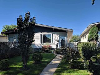 Photo 1: 12014 88 Street NW in Edmonton: Zone 05 House Half Duplex for sale : MLS®# E4229837