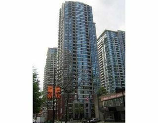 Photo 1: 2010 909 MAINLAND Street in Vancouver: Downtown VW Condo for sale (Vancouver West)  : MLS®# V644844
