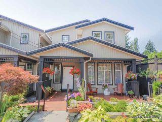 Photo 1: 340 NELSON Street in Coquitlam: Maillardville 1/2 Duplex for sale : MLS®# V1132962