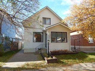 Photo 1: 465 De La Morenie Street in Winnipeg: St Boniface House for sale ()  : MLS®# 1828028