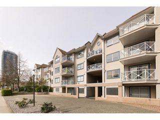 """Photo 1: 327 12101 80 Avenue in Surrey: Queen Mary Park Surrey Condo for sale in """"Surrey Town Manor"""" : MLS®# R2258938"""