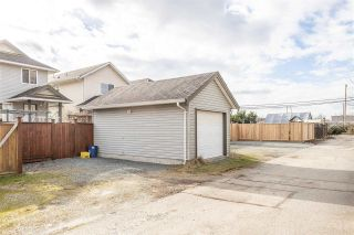 "Photo 38: 34637 7 Avenue in Abbotsford: Poplar House for sale in ""Huntingdon Village"" : MLS®# R2538064"
