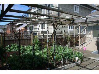 """Photo 8: 2590 E 25TH AV in Vancouver: Renfrew Heights House for sale in """"RENFREW HEIGHTS"""" (Vancouver East)  : MLS®# V1000792"""
