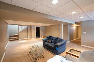 Photo 23: 19 Brockington Avenue in Winnipeg: Bridgwater Forest Residential for sale (1R)  : MLS®# 202103244