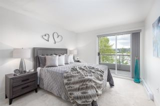 """Photo 15: 305 5 K DE K Court in New Westminster: Quay Condo for sale in """"Quayside Terrace"""" : MLS®# R2366534"""