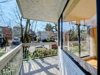 "Photo 2: 209 2080 MAPLE Street in Vancouver: Kitsilano Condo for sale in ""Maple Manor"" (Vancouver West)  : MLS®# R2350057"