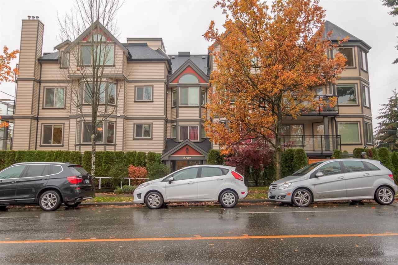 "Main Photo: PH1 2709 VICTORIA Drive in Vancouver: Grandview VE Condo for sale in ""VICTORIA COURT"" (Vancouver East)  : MLS®# R2120662"