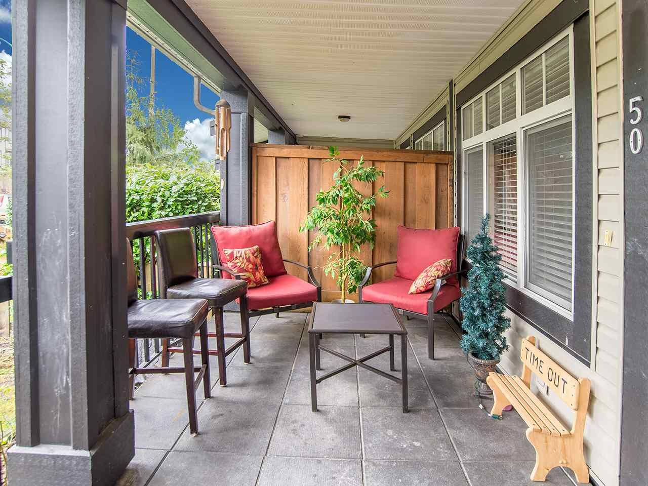 Main Photo: 50 19448 68 AVENUE in Surrey: Clayton Townhouse for sale (Cloverdale)  : MLS®# R2161698