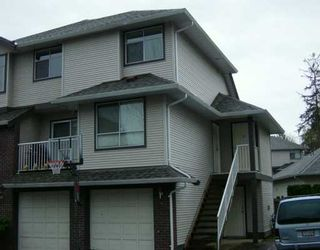 """Photo 1: 2450 LOBB Ave in Port Coquitlam: Mary Hill Townhouse for sale in """"SOUTHSIDE"""" : MLS®# V621427"""